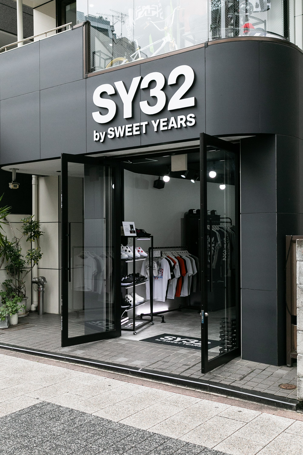 Il nuovo monomarca SY32 by Sweet Years Years apre in Giappone