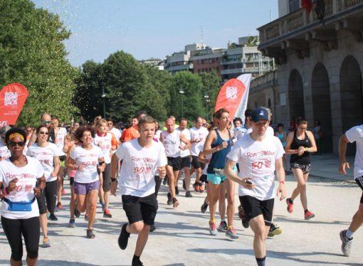 Il 31 maggio a Milano  Run for SMiles_Sunset Edition, corsa non competitiva a sostegno di  AISM