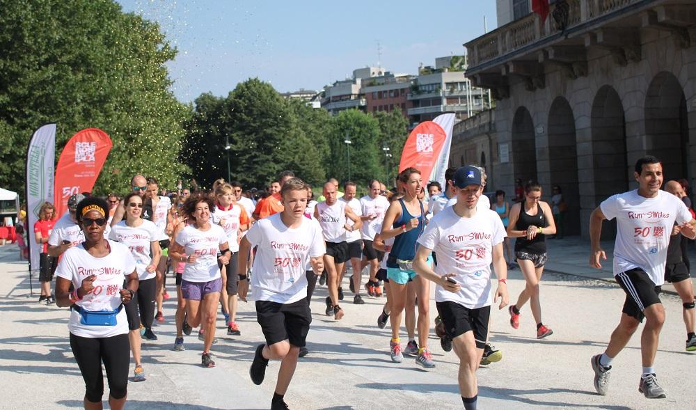 Il 31 maggio a Milano Run for SMiles, corsa non competitiva a sostegno di AISM