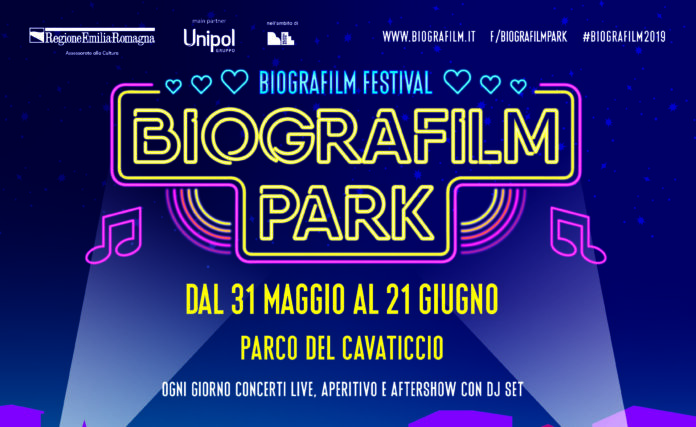 Biografilm Parkapre con Riccardo Sinigallia al Parco del Cavaticcio (Bo)