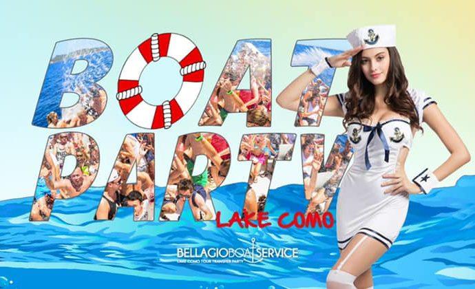 Boat Party e ritmo fino all'alba: al Lido di Bellagio l'estate 2019 inizia il 25/5