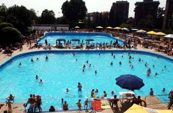 Dal 1 Giugno apertura delle piscine di  Milanosport