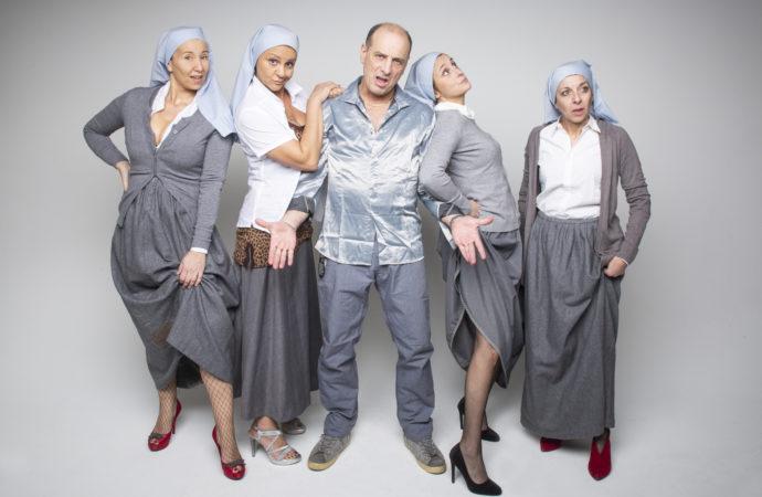 (S)PIE IN MISSIONE, al Teatro Martinitt dal 16 maggio