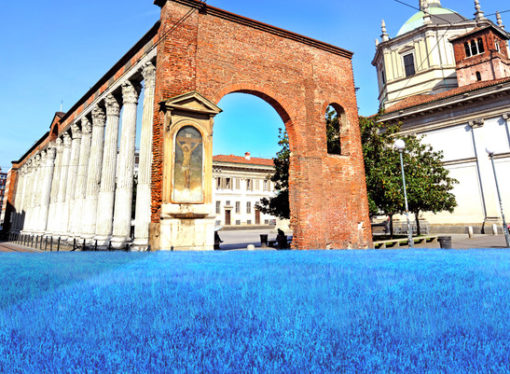 """MSC per il World Oceans Day porta il mare a Milano con """"Immergiti nel blu"""""""
