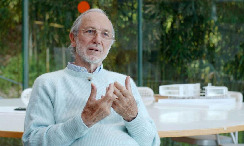 Renzo Piano: L'architetto della luce,in anteprima il 21 maggio in SalaBiografilm -Milano