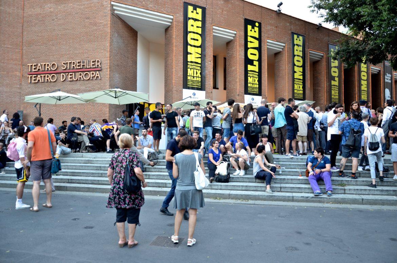 Festival MIX Milano di cinema gaylesbico e queer culture al Piccolo Teatro di Milano-dal 20//23 giugno
