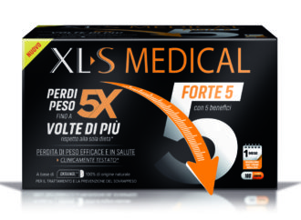 XLS MEDICAL FORTE 5: perdita di peso veloce  e in salute!