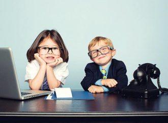 Callipo e il family day  Bimbi in ufficio