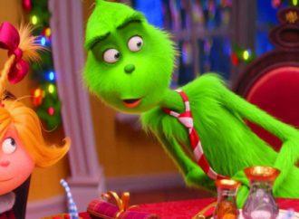 Il film d'animazione Il Grinch disponibile per l'home entertainment