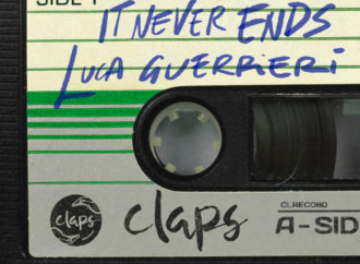 Luca Guerrieri – 'It Never Ends' (Claps Records) / l'album