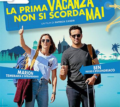 La prima vacanza non si scorda mai, frizzante commedia francese al cinema dal 20 giugno