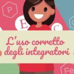 Campagna sull'uso corretto degli integratori