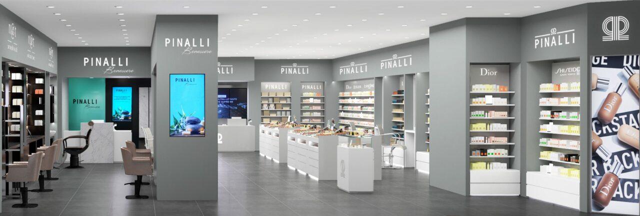 Nuovo format all'interno dei beauty store Pinalli: apre a Busnago il primo Pinalli Hair Lab