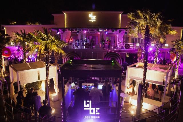 Lido di Bellagio (CO): 7/6 Beach Party (ingresso libero), 8/6 I Love Formentera