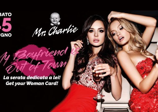 Mr.Charlie – Lignano (UD): il 3 agosto 2019 arriva Elettra Lamborghini, dinner show da sogno e… My Boyfriend is out of Town!