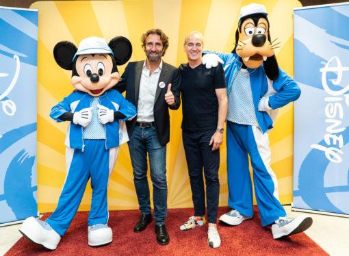 Disney e Sport Senza Frontiere Onlus insieme per spiegare i benefici dello sport
