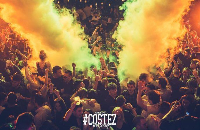 #Costez Summer Club – Telgate (BG): 14/6 Friday Night, 15/6 Tropical Wild con Sister Cash, Chiara Giorgianni e Viceversa
