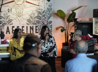 """Gruppo Cimbali inaugura la  mostra fotografica """"Faema Express your Art – Limited Edition"""""""