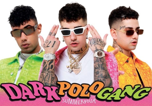 Villa Bonin, un weekend super: 11/6 Dark Polo Gang, 14/6 Freak!, 15/6 Besame