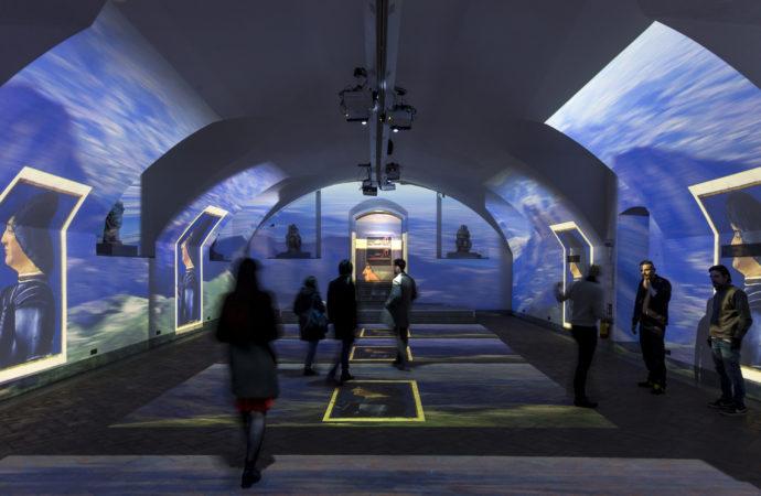 "Prorogata al 30 luglio la mostra ""Leonardo & Warhol. the Genius Experience"""