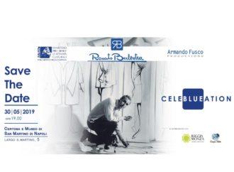 Inaugurata a Napoli la mostra di Renato  Balestra Celeblueation
