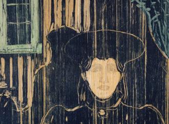 Gertsch – Gauguin – Munch  Cut in Wood
