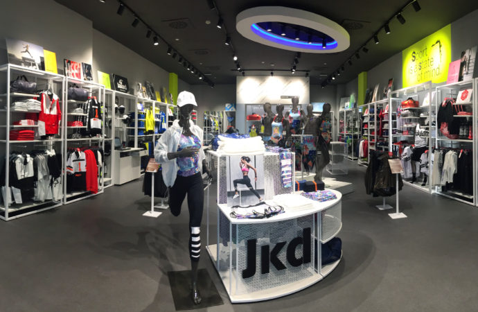 Jaked apre un nuovo store presso Orio Center