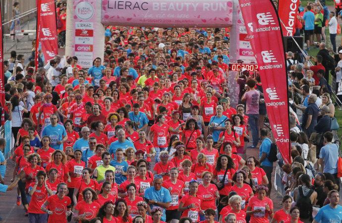 Lierac Beauty Run 2019: a Milano parte sabato 8 giugno la festa che coniuga  sport e beauty