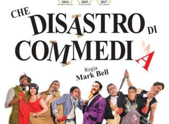 Al Teatro San BabilaCHE DISASTRO DI COMMEDIA