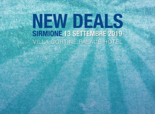 New Deals Sirmione 2019: sono aperte le iscrizioni