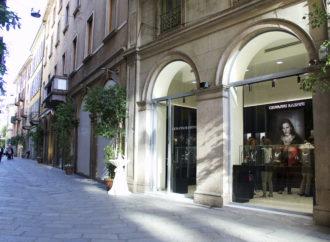 Giovanni Raspini apre a Milano un nuovo monomarca