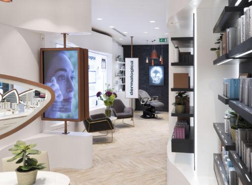 Inaugurato  a Milano il primo flagship store Dermalogica
