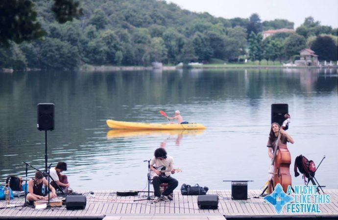 Lake me up! Waiting for the moon with A Night like This:  appuntamento al Lago Sirio  il 13 luglio