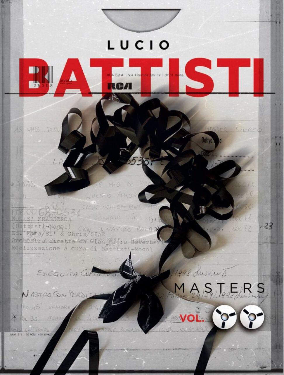 """LUCIO BATTISTI: il 6 settembre esce """"MASTERS – Vol. 2"""""""