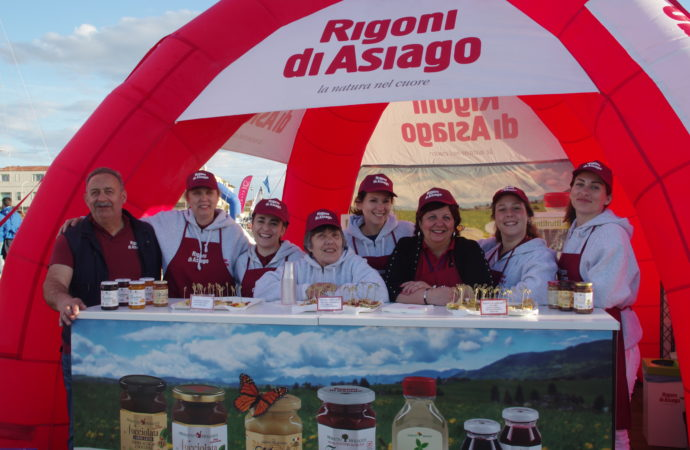 Musica, giochi, divertimento e benessere, Rigoni di Asiago in tour con RDS!
