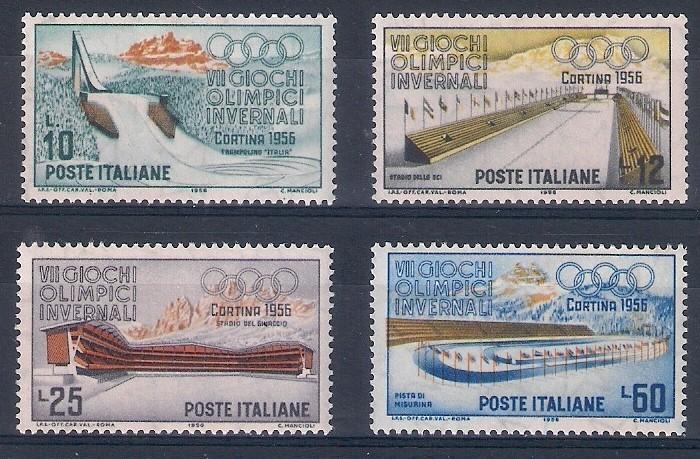 Milano e Cortina città olimpiche