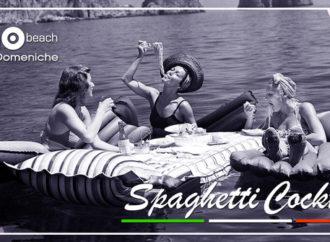 Spaghetti Cocktail: la domenica italiana di Fino Beach – Golfo Aranci (OT)