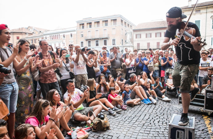 Ferrara Busker Festival 2019
