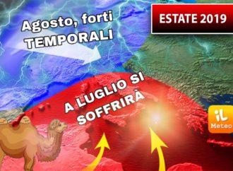 A luglio picco di afa, con notti tropicali a Roma e Milano.