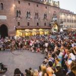Agosto a Ferrara: 32 volte Busker Festival