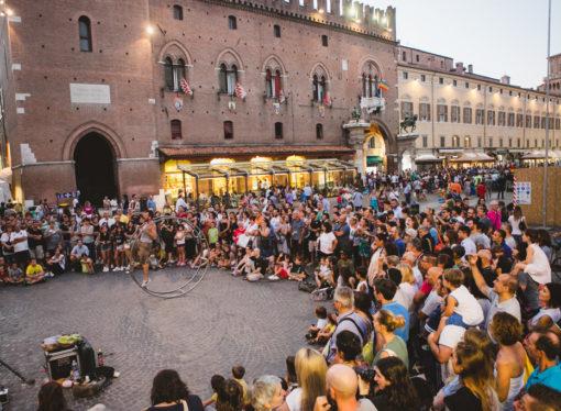 Agosto a Ferrara: 32 volte Ferrara Buskers Festival