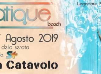 Adriatique Summer Beach – Civitanova (MC): 17/8 Andrea Catavolo e tanti party