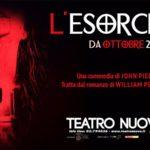 Al Teatro Nuovo la commedia horror L'Esorcista