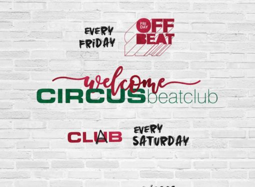 Circus Brescia, primo super weekend: 20/9 Off Beat, 21/9 Clab