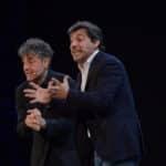 Al Teatro Manzoni Emilio Solfrizzi e Antonio Stornaiolo protagonisti di Il cotto e il crudo