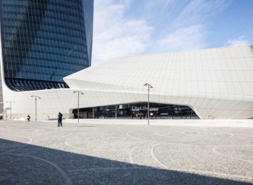 CityLife Shopping District ospiterà eventi sportivi nella città di Milano