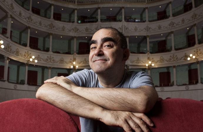Teatro Carcano: il 3 ottobre debutto nazionale IL GRIGIO di Gaber/Luporini con Elio