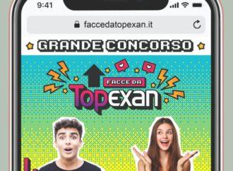 """New Topexan lancia il contest """"Facce da TOPexan"""""""