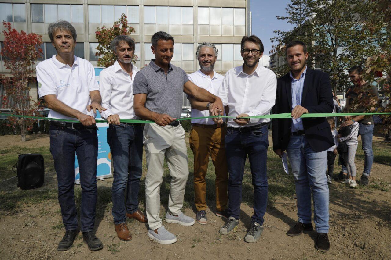 seMiniAmo inaugura a Milano 5 nuove aree verdi