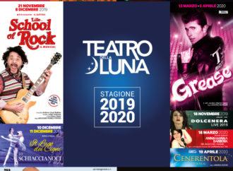 Teatro della Luna: ecco l'avvincente stagione 2019/2020